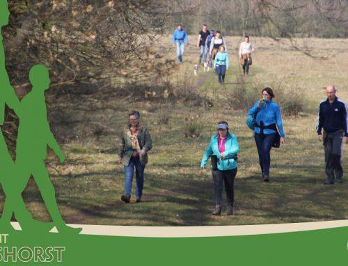 Maak een selfie met jouw Maashorsthelden tijdens Walking Event De Maashorst