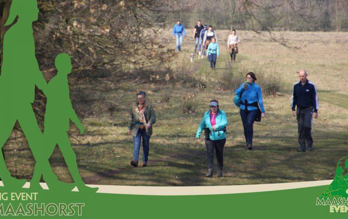 2019-03-31 Walking_Event_Maashorst wandelen doe je samen
