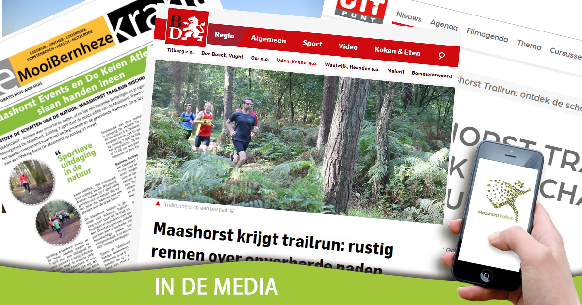 Maashorst_Trailrun_IN DE MEDIA