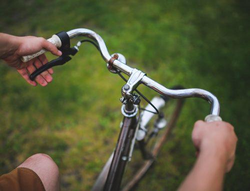 Kom je op de fiets?