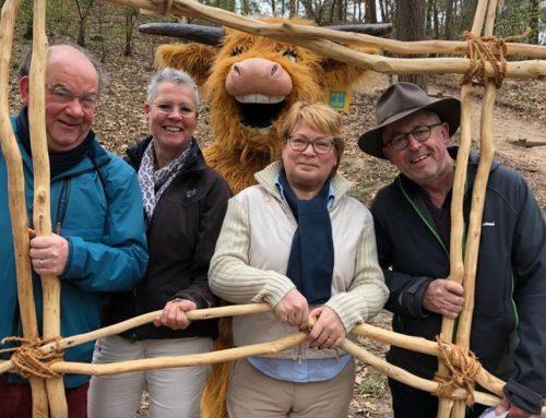 Walking Event De Maashorst; een overweldigend succes!