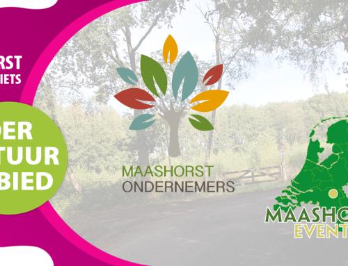 Maashorst Op díe Fiets afgelast!