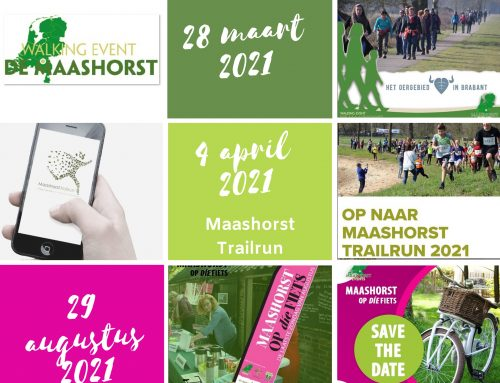 Nieuwe datums 2021 Maashorst Events